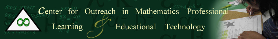 Center for Mathematics Professional Learning and Coaching for Excellence in Virginia