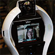 Image for Graduating Student Attends Convocation Via Robot