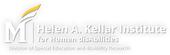 Helen A. Kellar Institute for Human disAbility - George Mason University